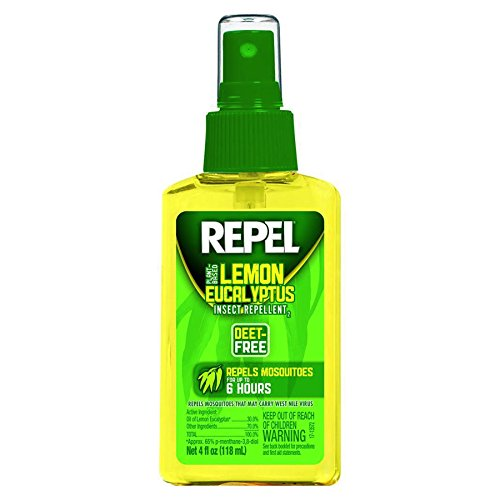 Price comparison product image Repel insect mosquitoes lemon eucalyptus repellent camping hiking spray