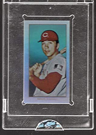 Limited Edition 2011 Johnny Bench Cincinnati Reds Old Mill