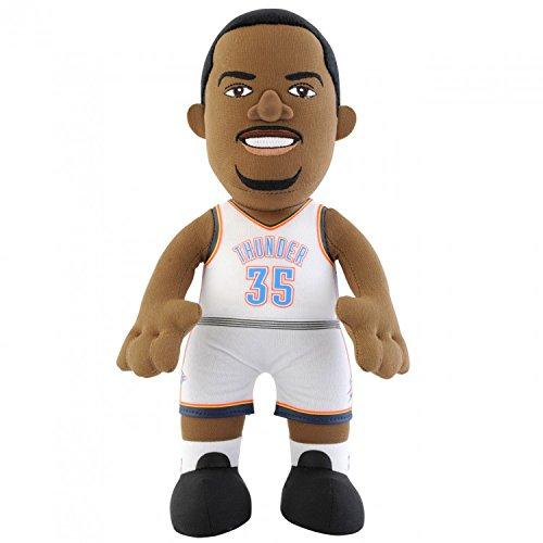 NBA Oklahoma City Thunder Kevin Durant Player Plush Doll, 10-Inch, (Oklahoma Player)