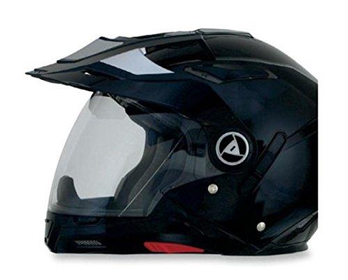 AFX FX-55 7-In-1 Solid Helmet , Gender: Mens/Unisex, Helmet Type: Modular Helmets, Helmet Category: Street, Distinct Name: Black, Primary Color: Black, Size: Md 0104-1245