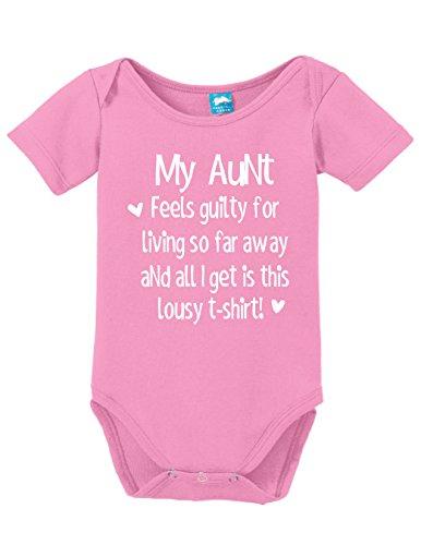 Guilty Printed Infant Bodysuit Romper product image