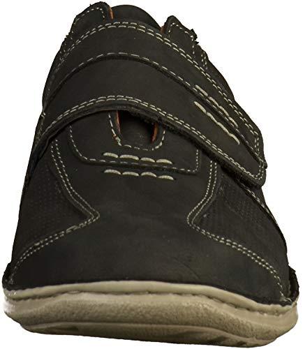 on Seibel 94 Josef Uomo Blau Pantofola Anvers slip 43394 Casuale alla scarpe Moda 0dFrOFq