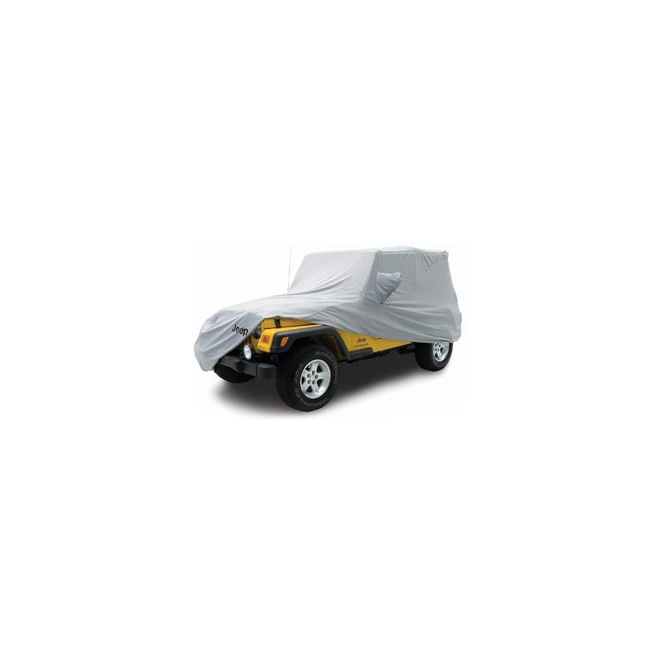 Jeep Wrangler 4 Door Coverking Triguard Car Cover