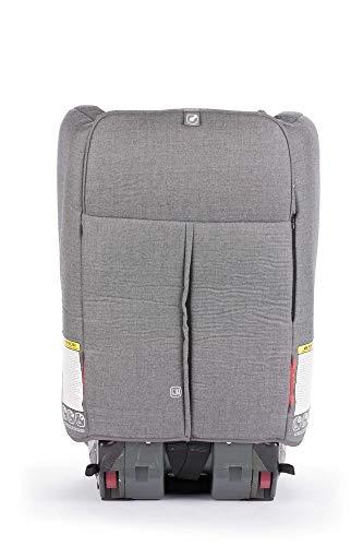 41oUDZbsePL - Diono Rainier 2AXT All-in-One Convertible Car Seat, Grey Dark