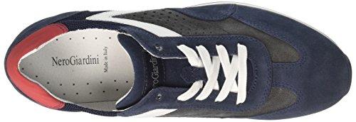 Sneaker Giardini 225 Marrone Uomo Nero Colorado wnSFqTn8
