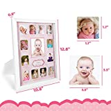Collage Photo Frame for Baby First Year