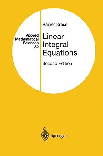Linear Integral Equations (Applied Mathematical Sciences) (Vol 82)