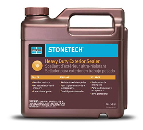 (Lataicrete StoneTech Professional Solvent-Based Heavy Duty Exterior Sealer - 1 Gallon)