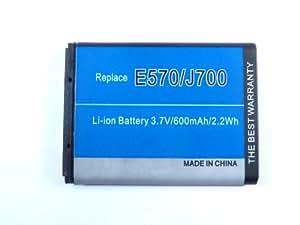 batería para Samsung SGH-E570, SGH-J700 (AB503442BECSTD)