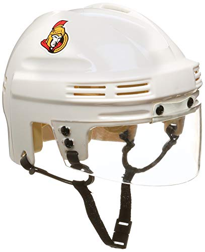 Ottawa Senators Helmet - NHL Ottawa Senators Replica Mini Hockey Helmet