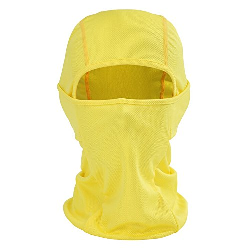 Ezyoutdoor Motorcycle Cycling lycra Balaclava Full Face Mask For Sun UV Protection Balaclava Ski Mask Premium Face Mask