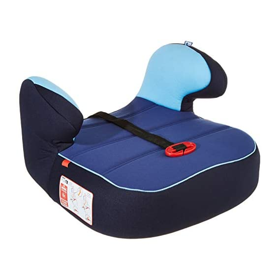 Mothercare Car Seat Dream Booster - Blue 3 Tone