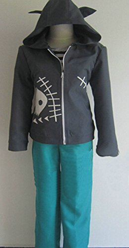 Vicwin-One Axis Powers Hetalia Prussia Hoodie Cosplay Costume Outfits