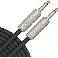 Musicians Gear 1/4 - 1/4 Speaker Cable 12 Gauge 25 Feet