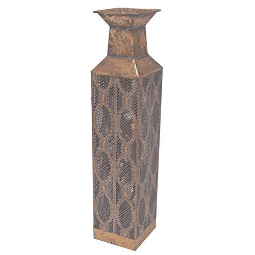 "H 10 1//4/"" x  4 1//4/"" x 5/"" Decorative Ceramic /& Glass Purse Flower Vases DMCV013"