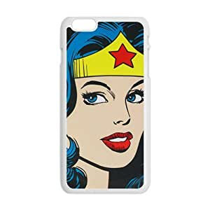 Cool Painting Amazing woman Cell Phone Case for Iphone 6 Plus