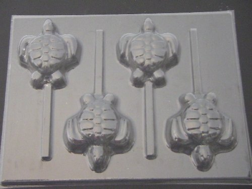 Turtle Chocolate Mold Sea - Sea Turtle Chocolate Candy Lollipop Mold