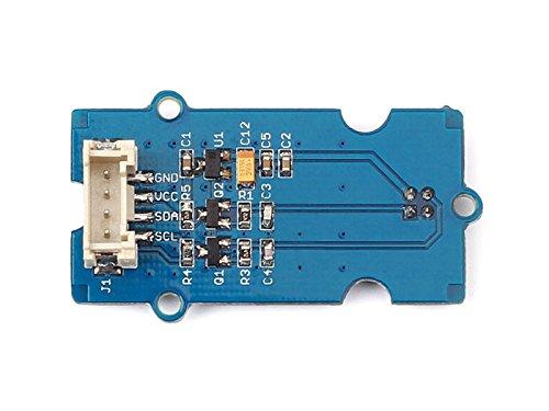 In Ziyun Grove –  Sensore di temperatura digitale a infrarossi, senza contatto –  Modulo di misurazione della temperatura, fino a 127 sensori possono essere letti tramite comuni 2 fili
