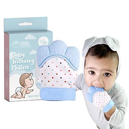 Baby Teething Mitten Babies