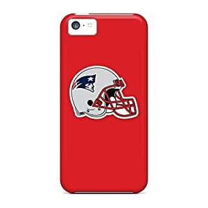 Iphone 5c QJI19390mhEt Provide Private Custom Lifelike New England Patriots 6 Pictures High Quality Hard Cell-phone Case -JonathanMaedel