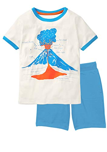 Fiream Baby Boy's Cotton Cute Short Sleeve Clothing Set T-Shirt&Panties 2 -