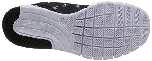 Nike Herren Stefan Janoski Max Prm Skaterschuhe Schwarz (010 BLACK/WHITE-BLACK)
