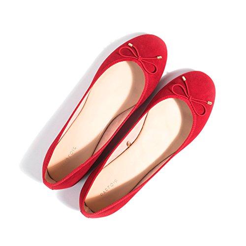 Parfois - Bailarinas New Basics - Mujeres Rojo