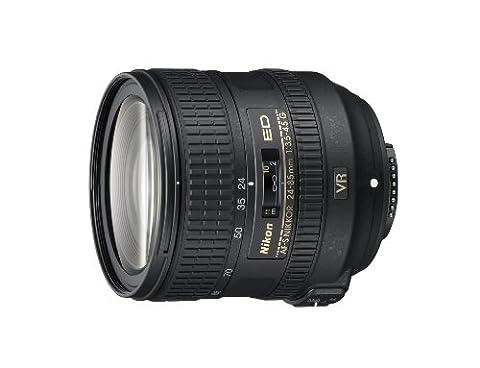 Nikon AF-S FX NIKKOR 24-85mm f/3.5-4.5G ED Vibration Reduction Zoom Lens with Auto Focus for Nikon DSLR (Nikon 85 Mm D)