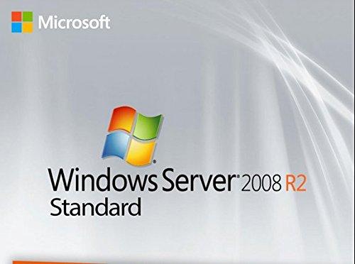 Amazon Com Microsoft Windows Server 2008 R2 64 Bit English Standard