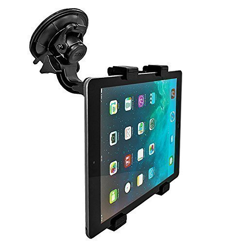 Mobilefox® supporto da auto supporto per Tablet, 360°, Apple iPad/Air 2/Air/4/3/2 – iPad mini 3/mini 2/mini mobilefox® 471001