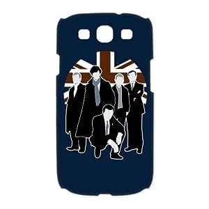 Custombox Sherlock Samsung Galaxy S3 I9300 Case Hard Case Plastic Hard Phone Case-Samsung Galaxy S3-DF00467