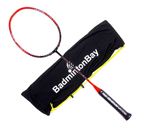Flex Power Nano Tec Z Speed Badminton Racket (4U) by Flex Power