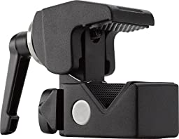 Kupo Convi Clamp with Adjustable Handle - Black, KG701511