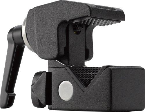 Kupo Convi Clamp with Adjustable Handle - Black, KG701511