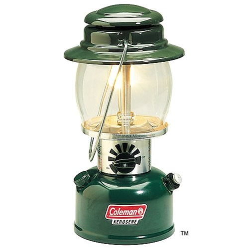 Coleman 1-Mantle Kerosene Lantern Green 3000001138 by Coleman
