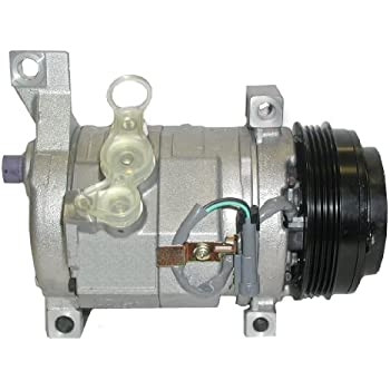 ACDelco 15-22319 GM Original Equipment Air Conditioning Compressor and Clutch Assembly