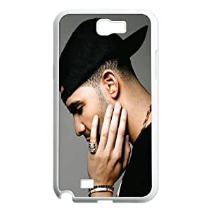 Custom High Quality WUCHAOGUI Phone case Singer Drake Protective Case For Samsung Galaxy Note 2 Case - Case-18
