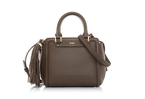 bonia-womans-bronze-petite-milled-satchel-one-size-bronze