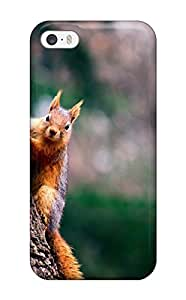 hudson kim's Shop New Style Top Quality Rugged Squirrel Case Cover For Iphone 5/5s