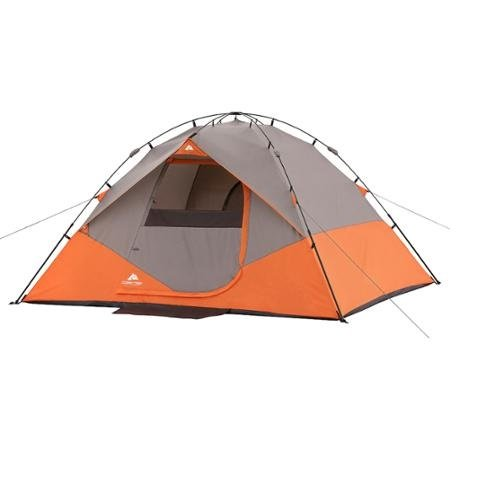 Ozark Trail Instant Dome Sleeps