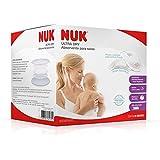Absorvente de Seio Ultra Dry, NUK, Branco