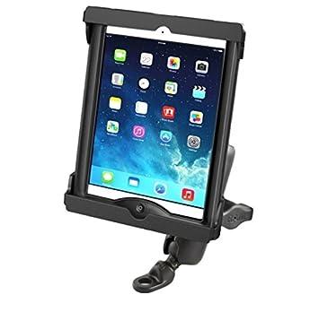 Soporte de bicicleta de base plana de 9 mm para Apple iPad ...