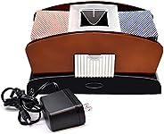 Professional Automatic Shuffler, Card Shuffler 2 Deck, Playing Poker Shuffler Machine - 3 Seconds Fast Shuffle