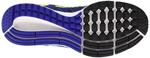 Nike Air Zoom Pegasus 32 Print, Zapatillas de Running para Hombre, Turquesa, 40 EU Azul / Lima / Negro (Racer Blue/Volt-Black)
