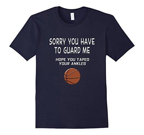Navy Blue Basketball T-Shirt - 2