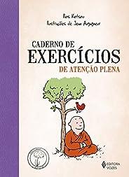 Caderno de exercícios de atenção plena