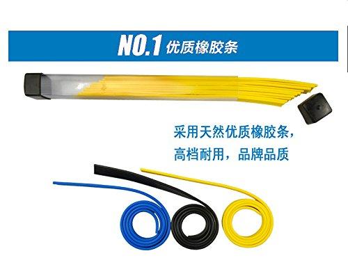 BigForest 105cm 41 Window Squeegee Rubber blade Yellow