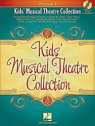 Hal Leonard Kid's Musical Theatre Collection Volume 2 Book/Online Media