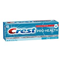 Crest Pro-Health Clean Mint Toothpaste 4.2 Oz (Pack of 6)