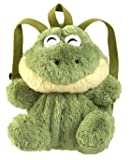 My Pillow Pets Frog Backpack